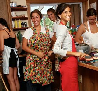 Health & Fitness Week 2007 Meal Preparation, Storage and Harvesting