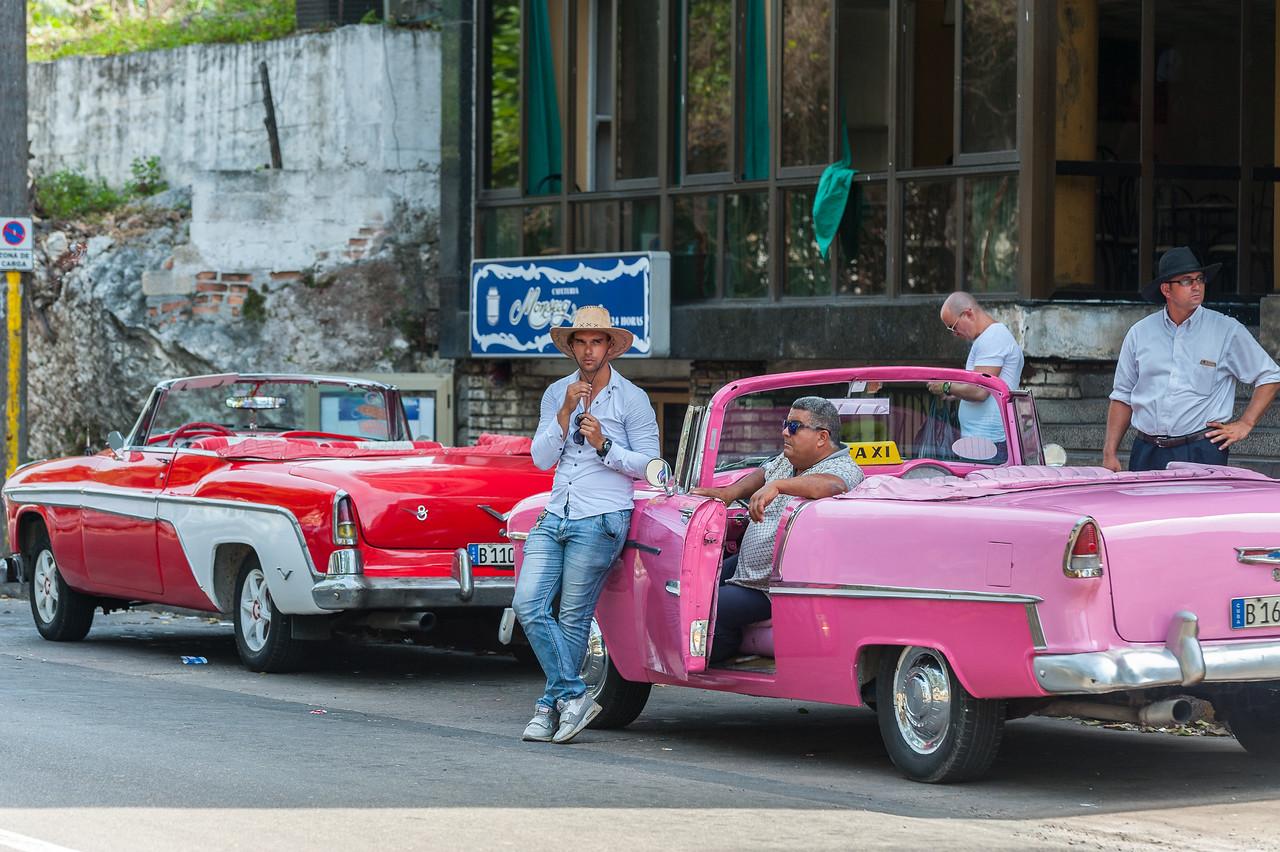 Taxis in Havana, Cuba