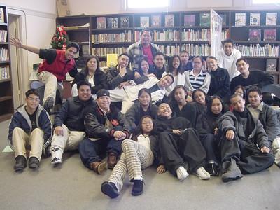 J.A.C. Christmas Celebrations