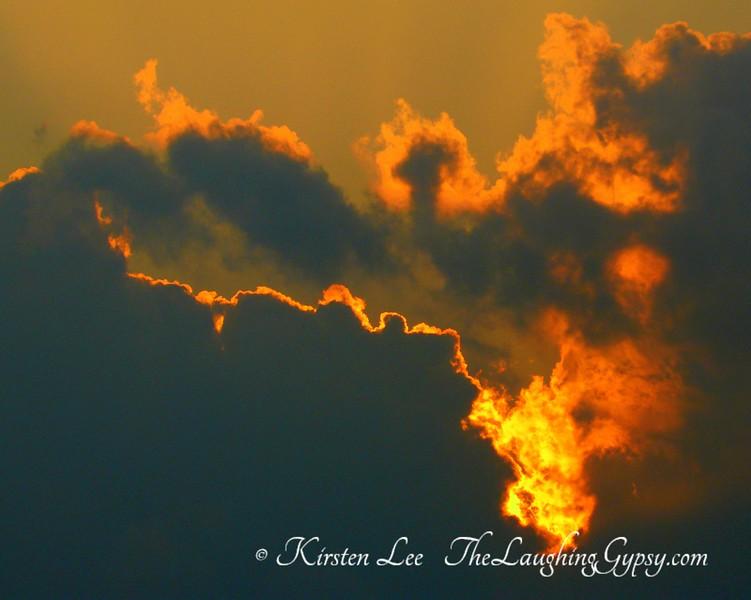Pheonix Rising, Sunset, Cloud pictures Jefferson County fair west virginia wv