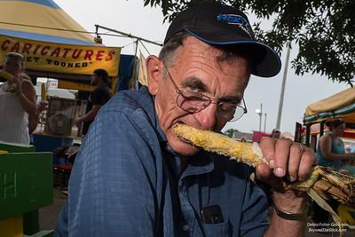 Corn _Ramsey County Fair