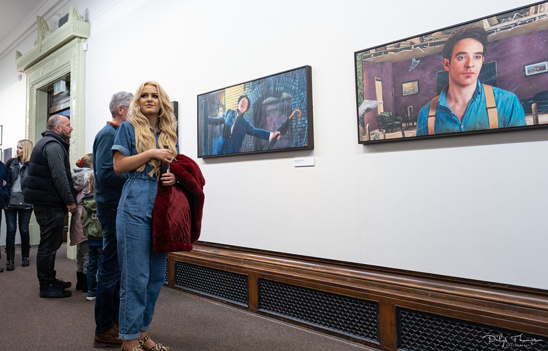 Exhibition Launch  25 January 2020