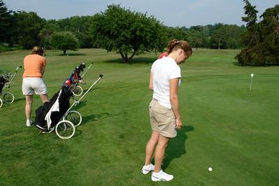 Ladies Golfing 7-1-06
