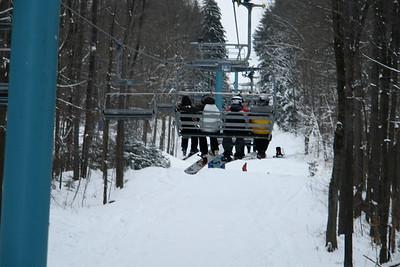 Skiing - 1-21-07