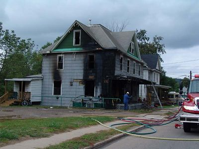 Assist City Fire 9-17-05