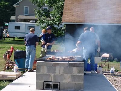 Chicken BBQ 8-6-05