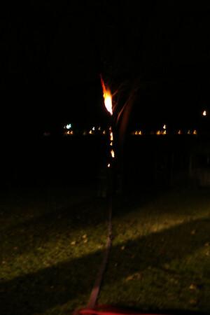 Tree Fire 3-11-06