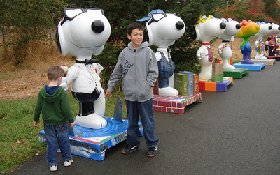 "Snoopy's ""Joe Cool"" Summer"