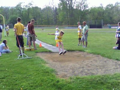 Mason's track meet Y'ville 5-15-07