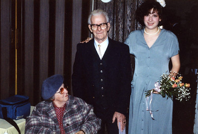 Gary & Tessa's Wedding 11-20-93