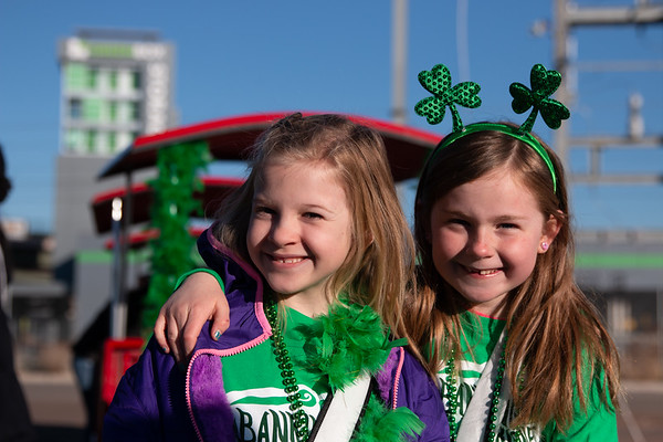 Bellco St. Patrick's Day Parade 2019