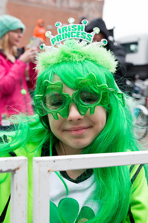 Bellco St. Patrick's Day Parade - March 11, 2017