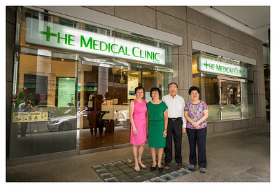 Medical Clinic original staff from the start.