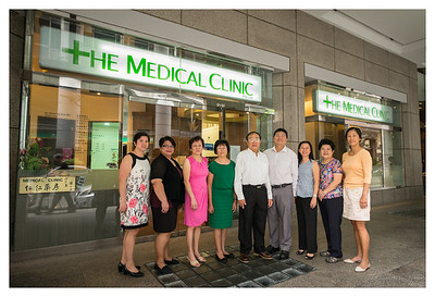 The Medical Clinic Pte Ltd