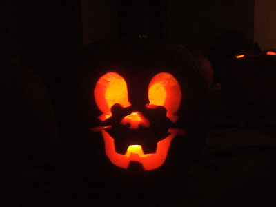 Umesh's pumpkin