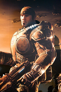 Gears of War 2 - Marcus