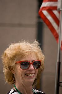 Flag Lady