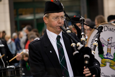 Another bagpiper