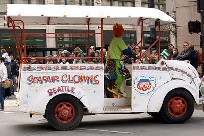 Seafair Clown buggy