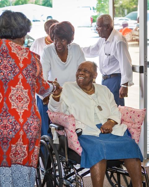 Davie Farley 100th Birthday Celebration - September 2, 2017