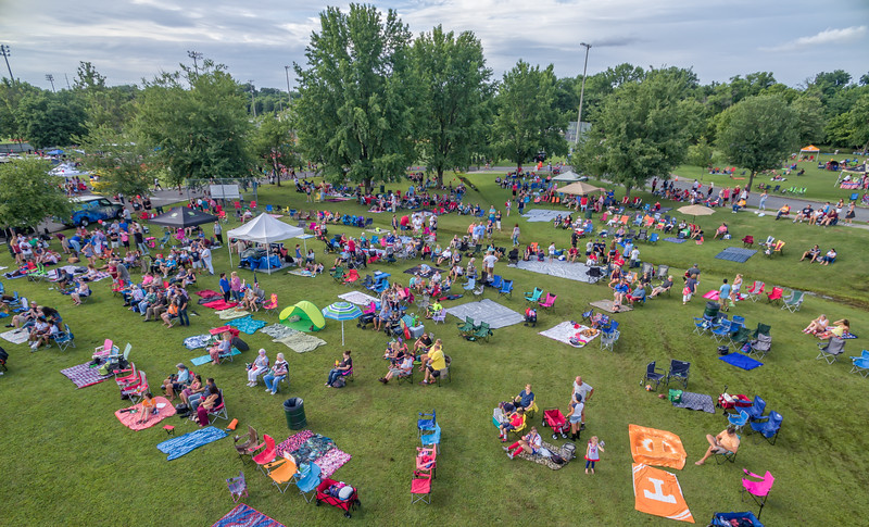 Hendersonville Freedom Festival - July 3, 2017
