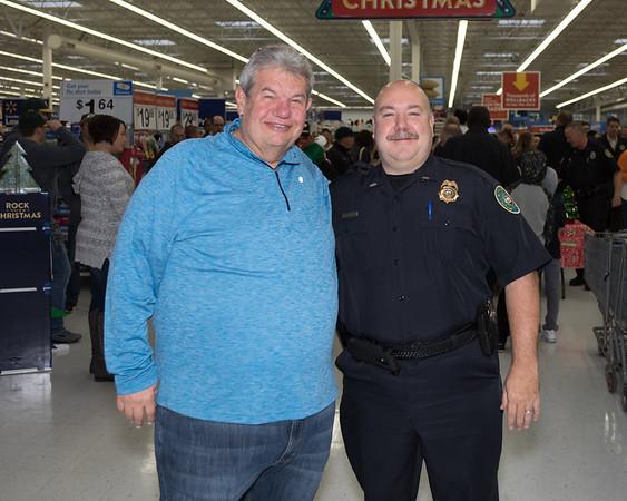 Shop with a Cop - December 2, 2017