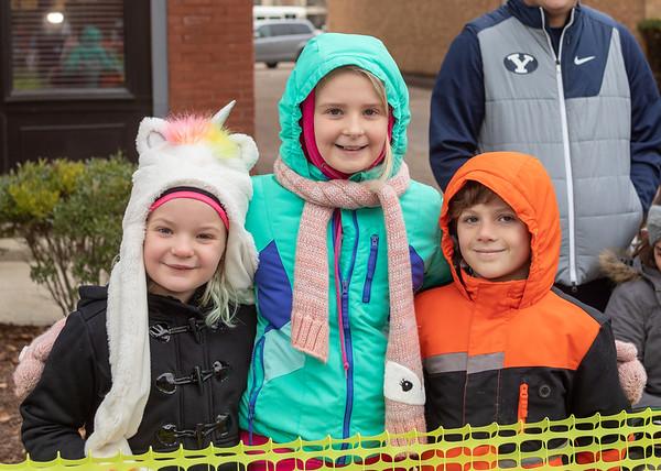 Gallatin Christmas Parade - December 8, 2018