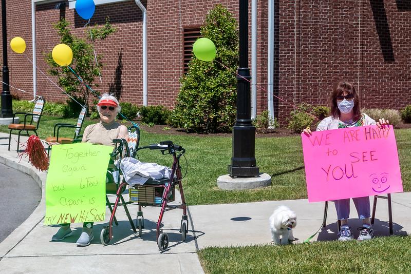 Clarendale Quarantine Parade - May 1, 2020