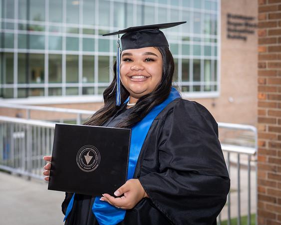2020 Sumner County Middle College High School Graduation Portraits