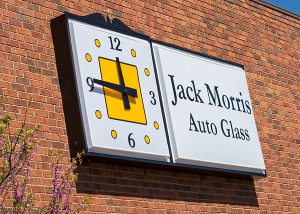 Jack Morris Auto Glass of Hendersonville Ribbon Cutting - April 7, 2017