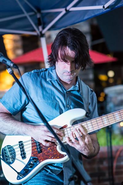 Mike Claiborne Trio - July 2014