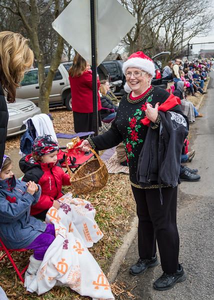 2013 Hendersonville Christmas Parade