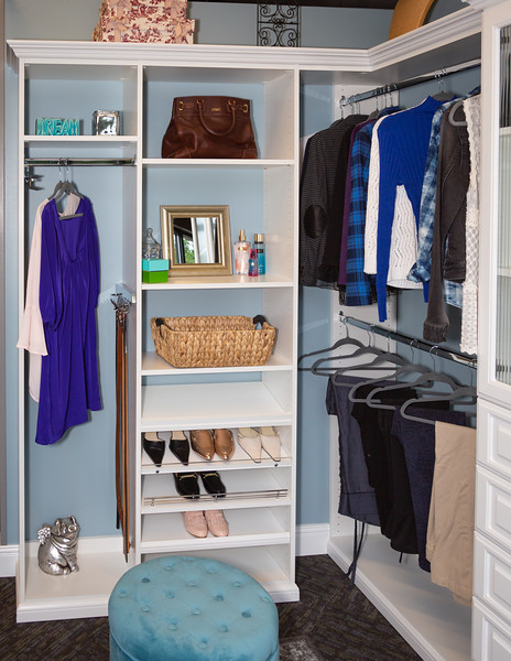 Organize Your Life Through A Closet Audit