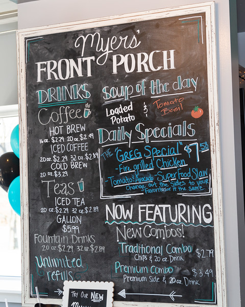 Myers' Front Porch: A Healthy Hub for Hendersonville
