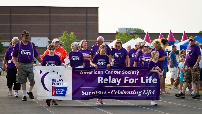 Hendersonville Relay for Life - June 3 and 4, 2011