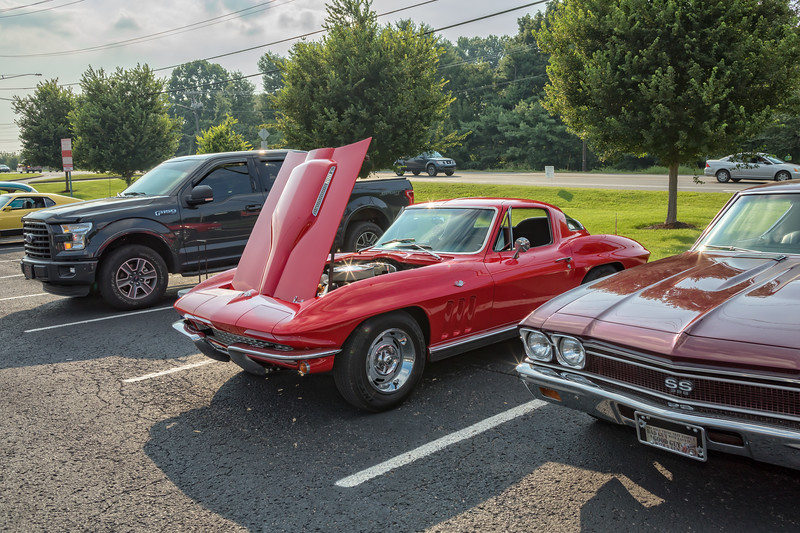 Cruisin' for a Cause - July 21, 2017