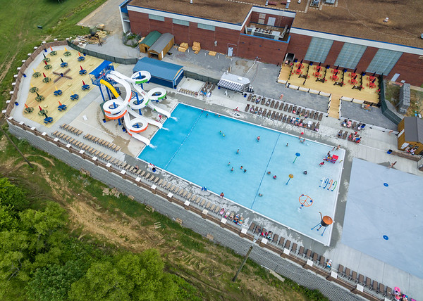 Gallatin Civic Center - Grand Opening/Ribbon Cutting of the new Outside Pool/Waterpark