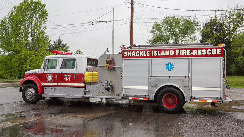 Shackle Island VFD Pancake Breakfast and Silent Auction - April 22, 2017