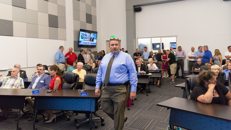 Sumner County EMA E911 Command Center Ribbon Cutting and Open House - July 7, 2017