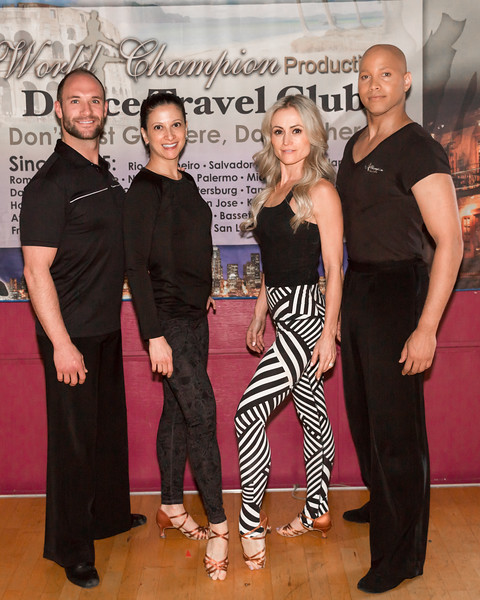 World Champion Productions - Elite Dance Teams to Blackpool, England May Dance Festival - May 19, 2017