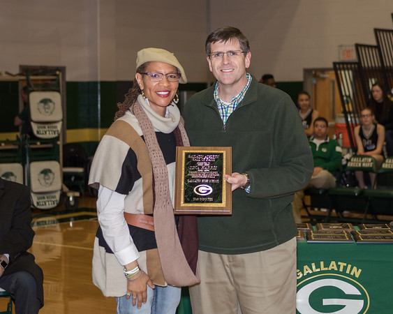 2018 Gallatin High School Hall of Fame Induction Ceremony - January 5, 2018