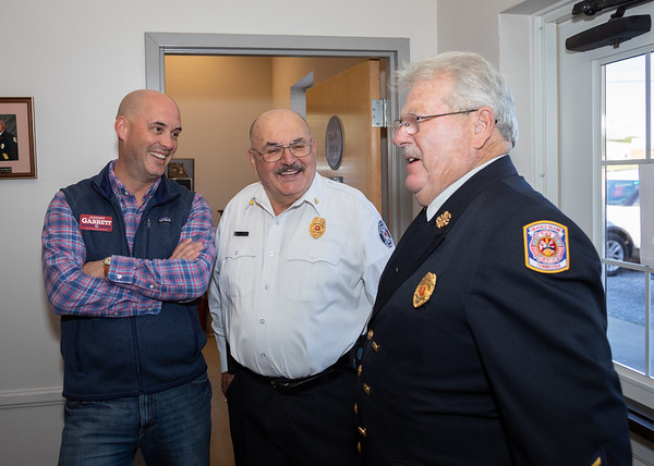 Chief Martin Bowers 25th Anniversary - October 21, 2018