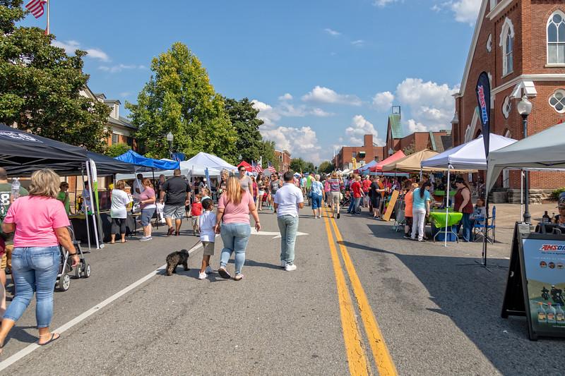 Gallatin Main Street Festival - October 6, 2018