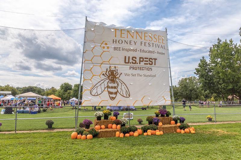 Inaugural Tennessee Honey Festival - September 8, 2018