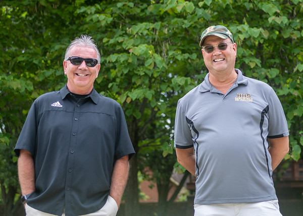 HHS Retirement Parade for Coach Russ Plummer and Dr. Jeff Phillips - May 17, 2020