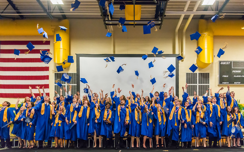 Merrol Hyde Magnet School - Commencement Ceremony - May 16, 2015