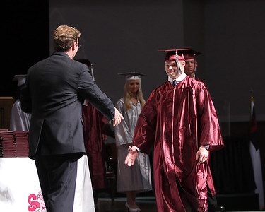 A happy Andrew Murray approaches Mr. Crook