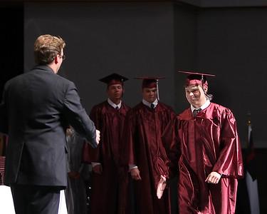Matt Murray approaches Mr. Crook