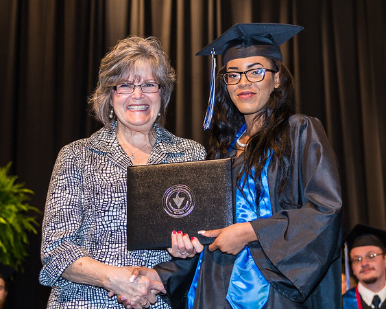 Sumner Middle College High School  - Commencement Portraits - May 21, 2016