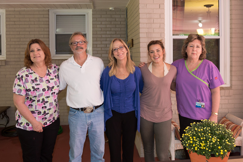 Blessed Homecare Ribbon Cutting - August 29, 2017